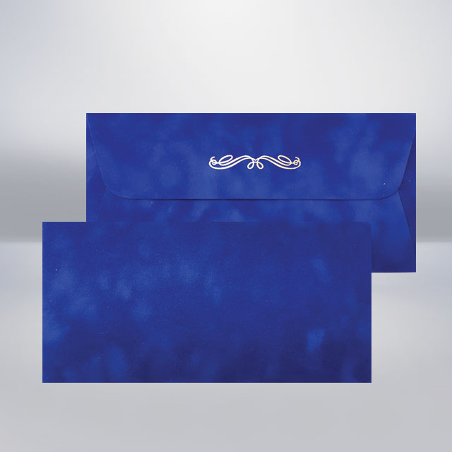 DL Бархатний конверт iris